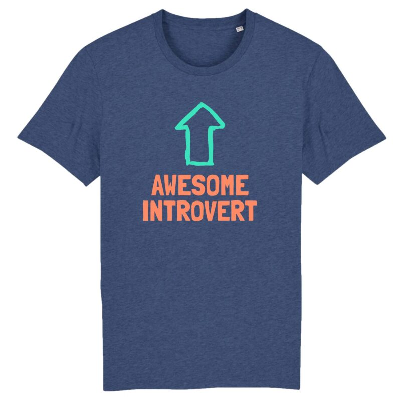 Awesome introvert - T-shirt