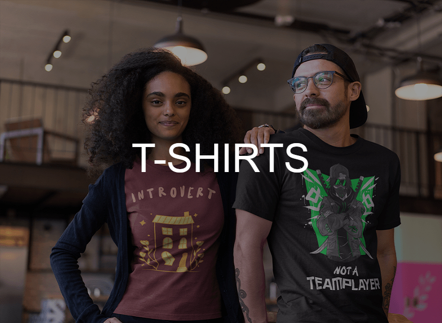 The Introverts Lair african-american-girl-with-a-hipster-friend-wearing-t-shirts-mockup-at-a-startup-a20423-1-1 Home