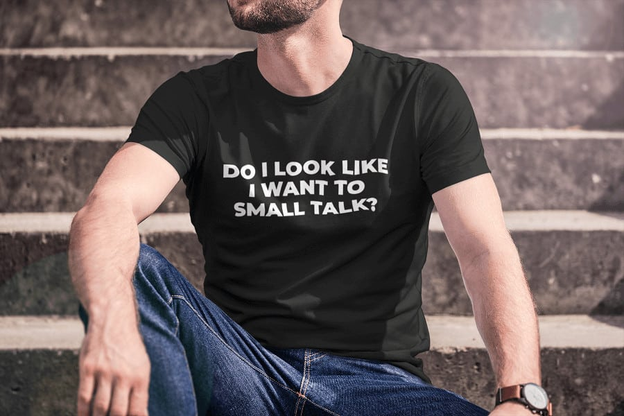 The Introverts Lair t-shirt-mockup-of-a-bearded-man-sitting-on-some-steps-2968-el1-1 Home