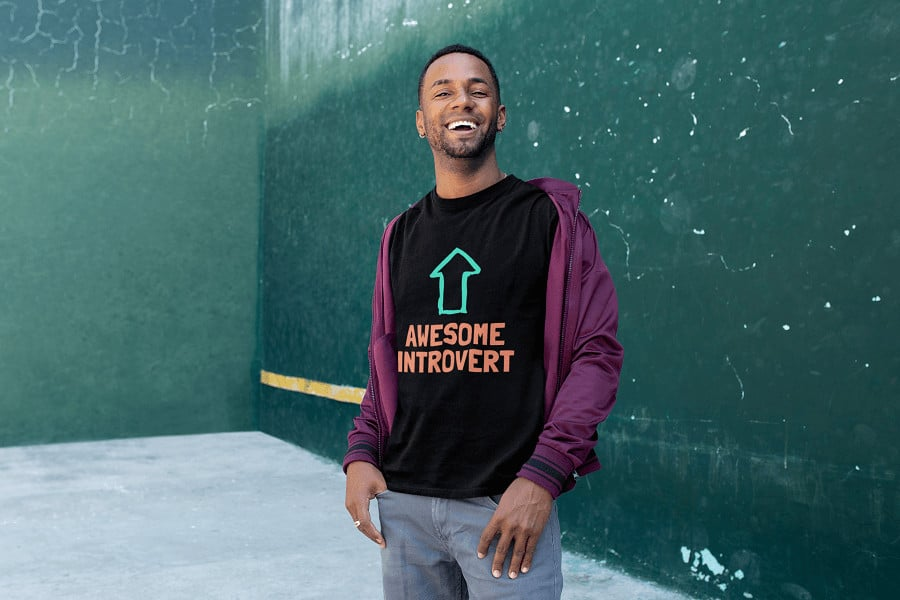 The Introverts Lair t-shirt-mockup-of-a-smiling-man-with-a-casual-look-25929-2-1 Home